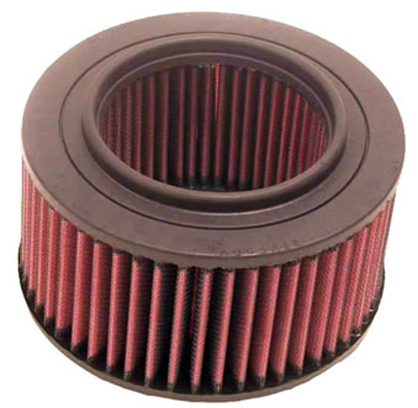 K&N Filter E2475: K&N Air Filter For Volkswagen Vanagon; L4-2.1l / 86-92