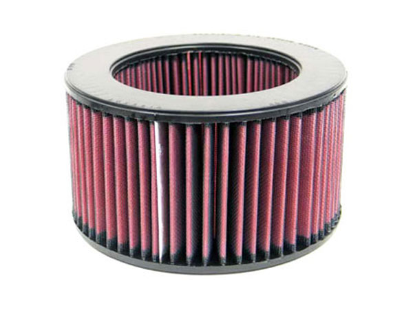 K&N Filter E2536: K&N Air Filter For Mazda B2200 P/u / L4-2.2l Diesel / 1982-85