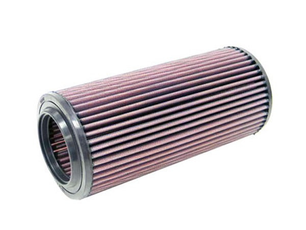 K&N Filter E2658: K&N Air Filter For Audi A2 1.4l I4 Gas & 1.4l I3 Turbo-diesel; 2000