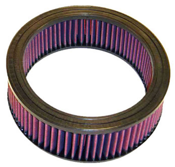 K&N Filter E2700 | K&N Air Filter For Mazda 808 / Cosmos / Rx2-7 / 1975-85