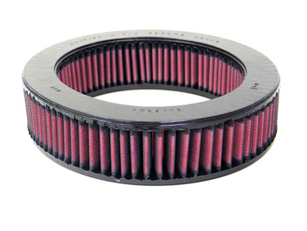 K&N Filter E2725 | K&N Air Filter For Mitsubishi Montero / L4-2.6L; 1983-1986