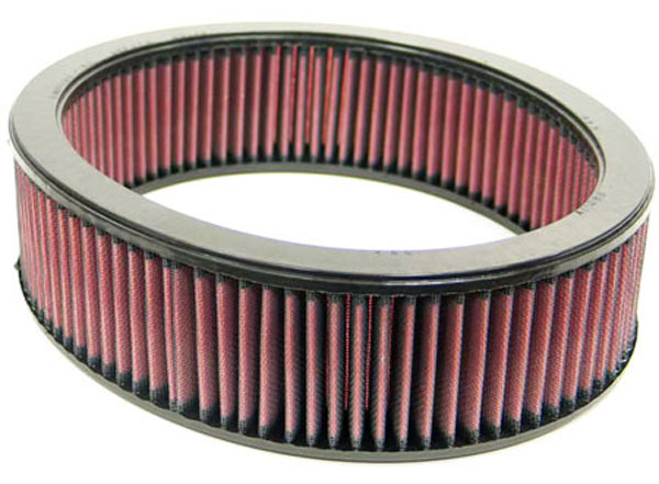 K&N Filter E2840: K&N Air Filter For Volvo 164 / L6-3.0l / 1972-75