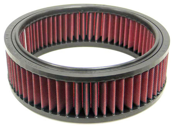 K&N Filter E2861: K&N Air Filter For Mercedes Benz 280se 1973-81