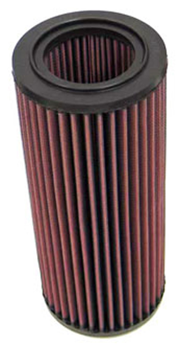 K&N Filter E2862: K&N Air Filter For Fiat Punto Ii 1.9l J-turbo-diesel 105-hp & 1.8l 16v 131-hp; 2000