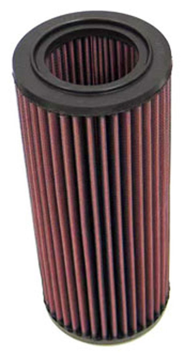 K&N Filter E2862 | K&N Air Filter For Fiat Punto Ii 1.9L J-turbo-diesel 105-hp & 1.8L 16v 131-hp; 1999-2011