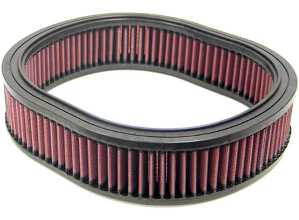 K&N Filter E2863: K&N Air Filter For Fiat Punto Ii 1.2l 8v 60-hp; 2000