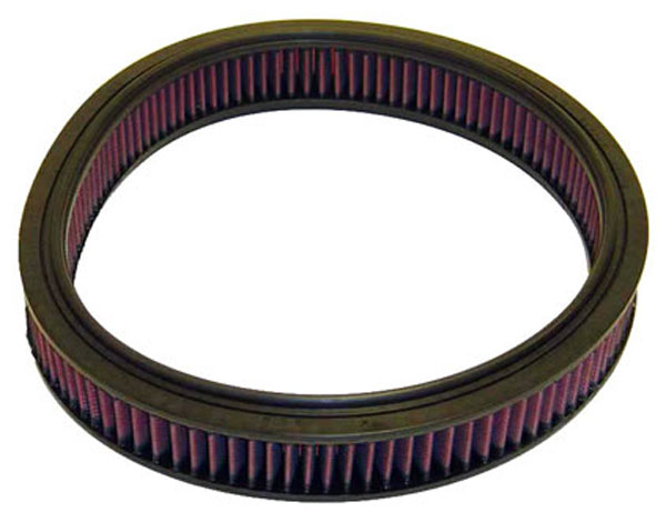 K&N Filter E2865: K&N Air Filter For Mercedes-benz 190e / 1984-89