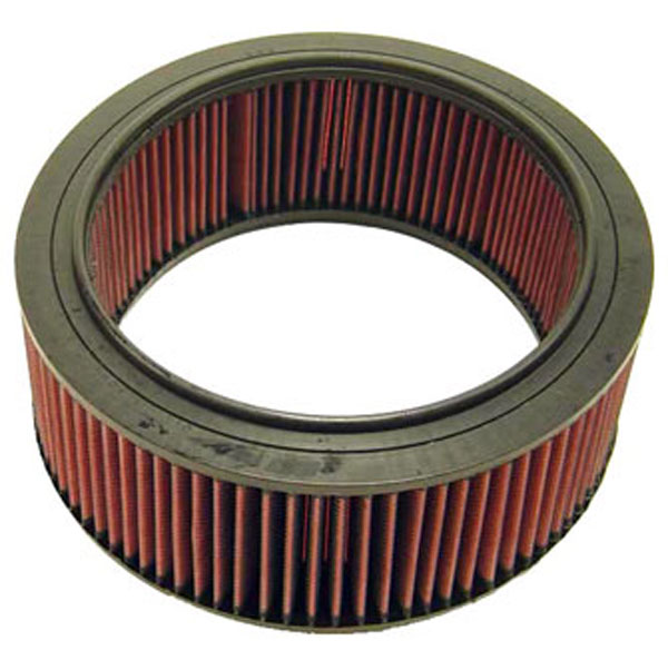 K&N Filter E2870: K&N Air Filter For Mercedes-benz 300sd / L6-3.0l / 1980-85
