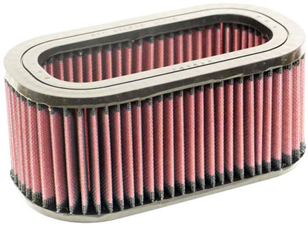 K&N Filter E2890 | K&N Air Filter For Ford Courier 1.8L; 1972-1976