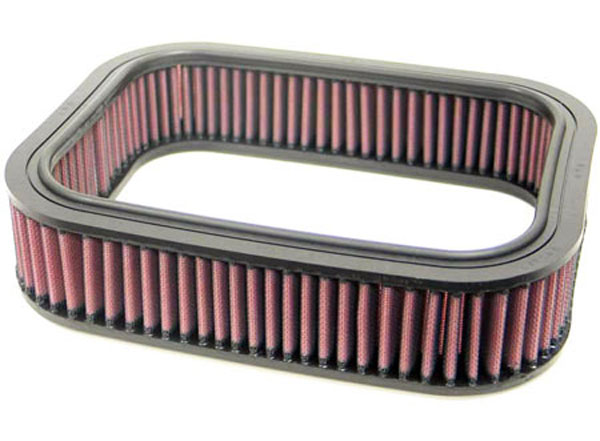 K&N Filter E2925: K&N Air Filter For Honda Prelude 1983-85