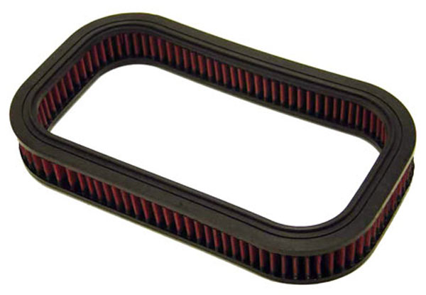 K&N Filter E9030: K&N Air Filter For Honda Accord / L4-2.0l Carb. / 1986-89