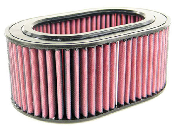 K&N Filter E9032 | K&N Air Filter For Volvo 240 Turbo 1981-85