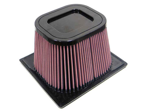 K&N Filter E0776 | K&N Air Filter Factory Replacement For Dodge Pick Up Full Size (All) 5.9L Diesel; 2003-2009