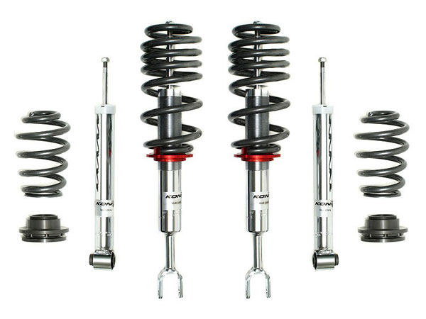 Koni 1150-5001-1:  Volkswagen GTI 1150 Threaded Suspension Kit; 1993-1998; Kit