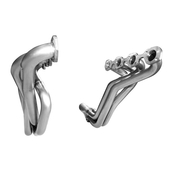 Kooks Headers 10242400:  1994-1995 Ford Mustang with a 351 Ford and Specialty Heads