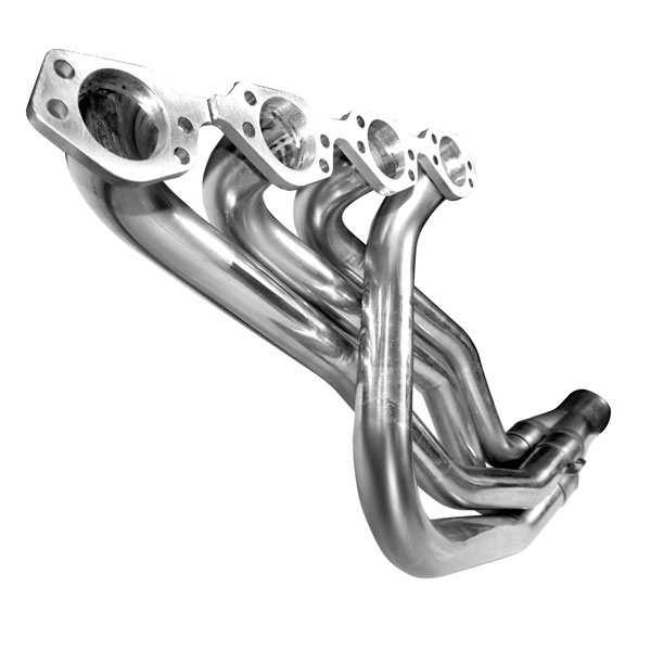 Kooks Headers 10282650:  1994-1995 Ford Mustang with a 351 Ford and Specialty Heads