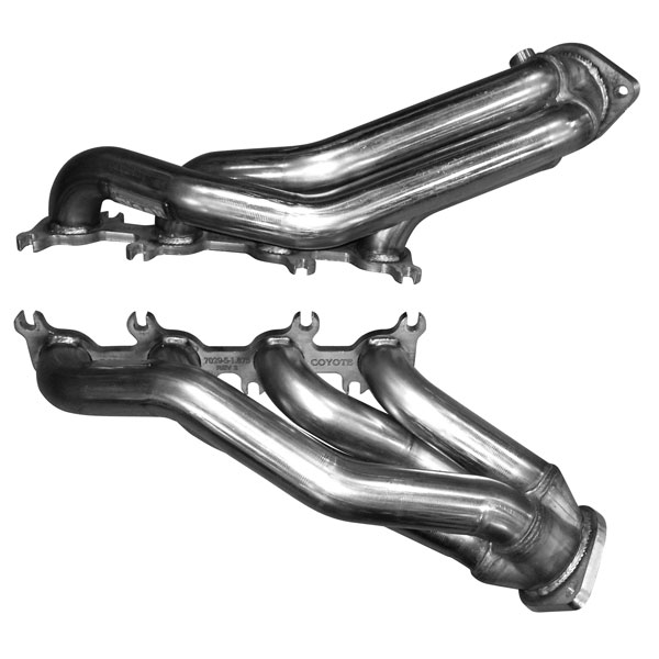 "Kooks Headers 11401400 |  Ford Mustang GT 5.0L 4V and 302 Boss Edition 1 7/8"" Super Street Header; 2011-2014"