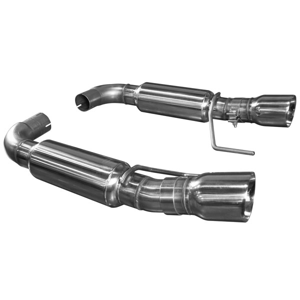 Kooks Headers (11516200) Kooks 2015 Ford Mustang GT 5.0L OEM to 3'' Stainless Steel Axle Back Exhaust w/Polished Tips
