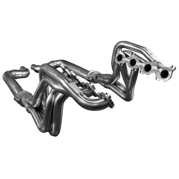 Kooks Headers 1151H210: Kooks 2015 Ford Mustang GT 5.0L 1 3/4'' x 3'' Stainless Steel Long Tube Header w/ Off Road (Non-Catted) Connection Pipe