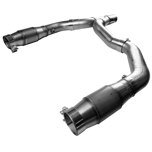 Kooks Headers 22413200: Kooks Catted Y-Pipe 1998-2002 Chevrolet Camaro LS1 5.7L