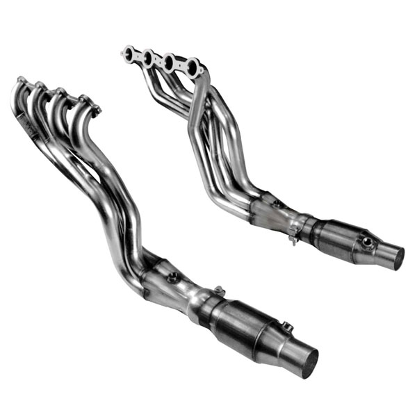 Kooks Headers 2250H420 | Kooks Longtube Headers Camaro SS LS3 6.2L, 1 7/8 x 3 includes 3 x 2 1/2 High Flow Cats, for an OEM Connection; 2010-2015