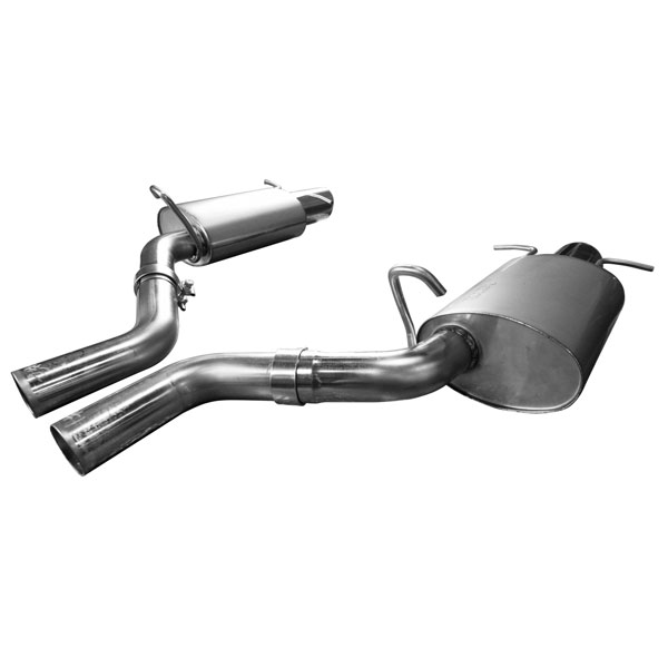 Kooks Headers (23116100) Kooks Axle-back Exhaust 2009-2014 Cadilliac CTS-V 6.2L/ LS9