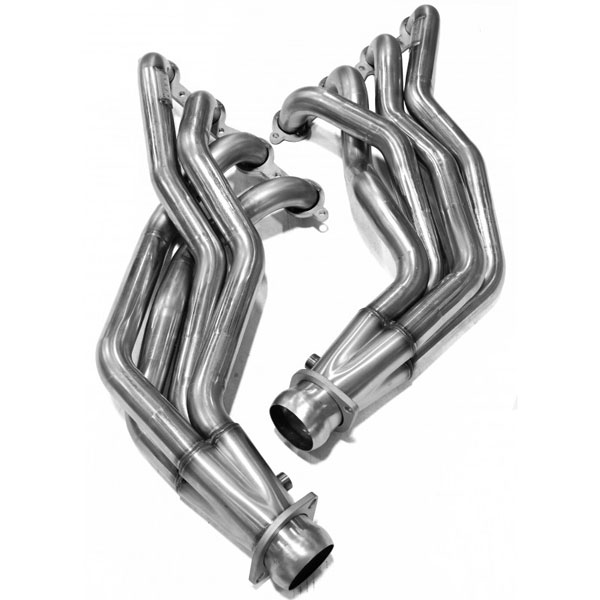Kooks Headers 2311H410 |  Cadillac CTS-V LS9 6.2L 1 7/8 x 3in Longtube Headers and 3in x 2 1/2 OEM Off-Road X-Pipe; 2009-2014
