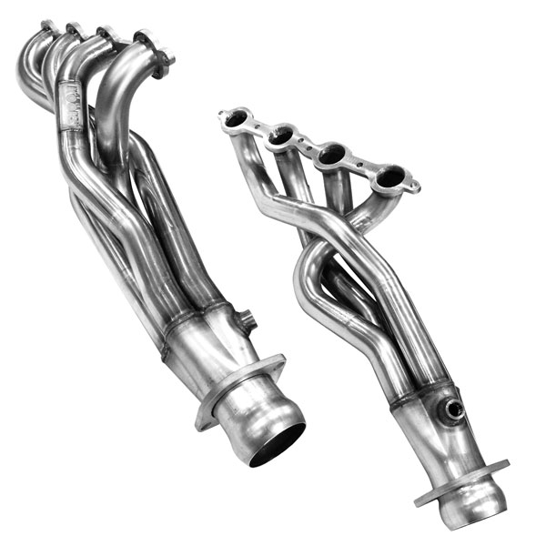 Kooks Headers 28502200: Kooks Longtube Headers 1999-2012 GM LS Truck Silverado/Tahoe/Escalade/Yukon etc. 4.8L/5.3L/6.0L/6.2L
