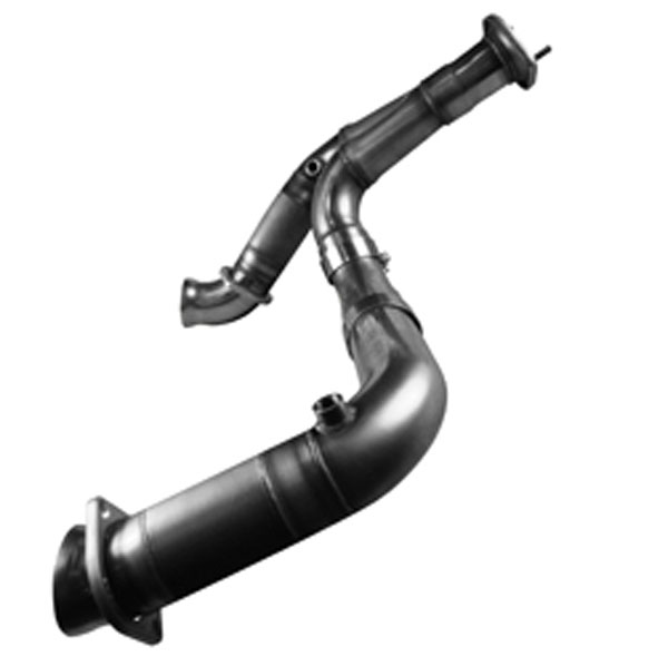 Kooks Headers 28513100: Kooks Off-Road Y-Pipe 1999-2006 1500 GM Pick Up-Truck and SUV Silverado/Tahoe/Yukon etc. 4.8L/5.3L