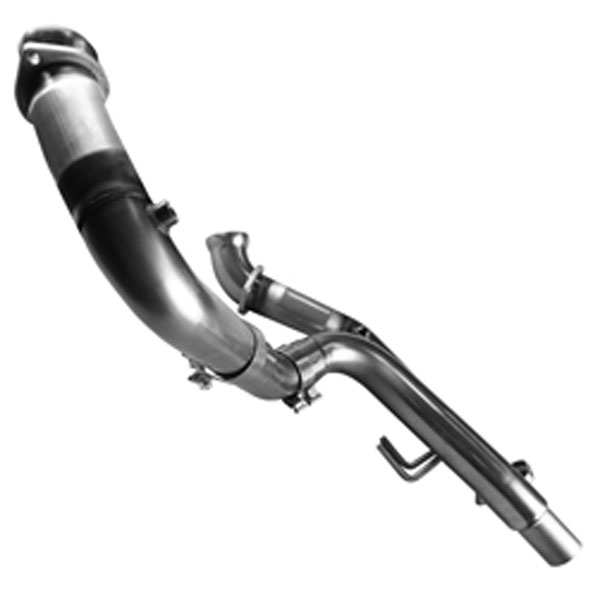 Kooks Headers 28523100 | Kooks Off-Road Connection Pipes 2001-2006 GM 1500 Series 6.0L Dual Exhaust