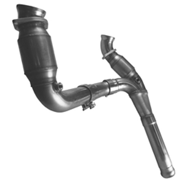 Kooks Headers 28573300 | Kooks Catted Y-Pipe 2011-2013 GM 1500 Pick-Up Truck and SUV For 6.2L. Silverado/Sierra/Tahoe/Yukon etc.