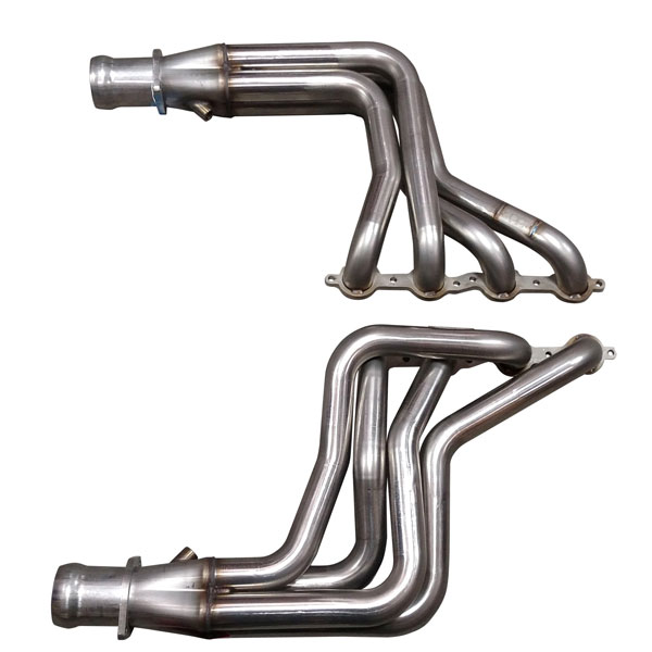 Kooks Headers (29202400) 1968 - 1972 Cutless with LS Engine Swap 1 7/8 x 3in Long Tube Headers requires Kooks / Dirty Dingo Motor Mounts
