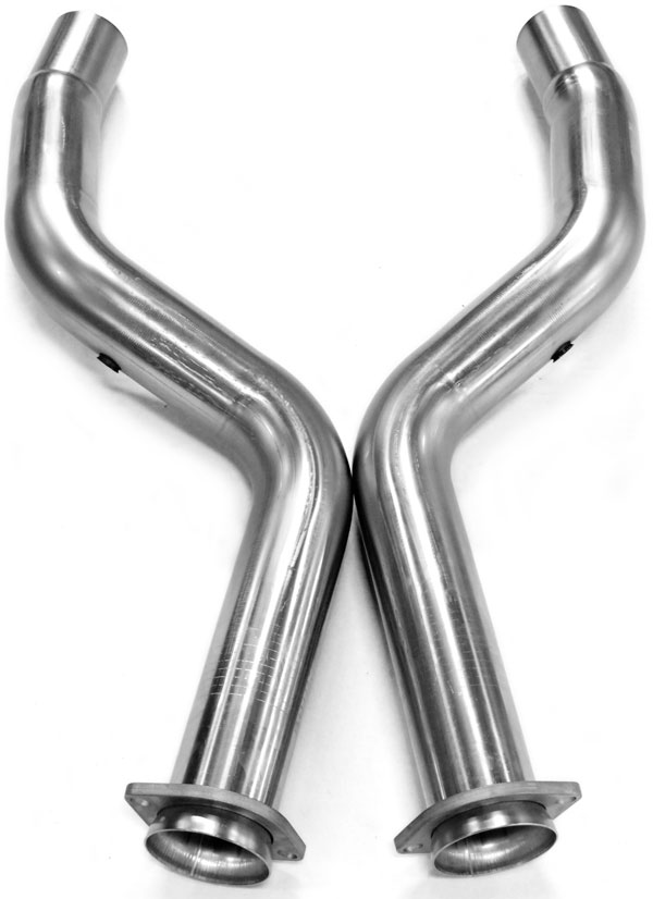 Kooks Headers 31003100 | Kooks Off-Road Connection Pipes Dodge Challenger 5.7L; 2008-2013