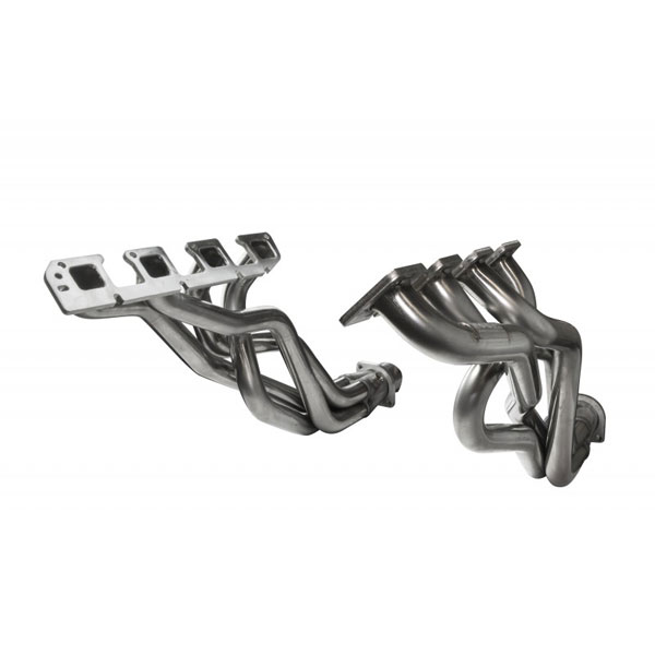 Kooks Headers 3100H410 |  Dodge Charger 5.7L 1 7/8 x 3in Headers and 3in x 2 1/2 (OEM) Outlet Off Road Connection Pipes; 2009-2016