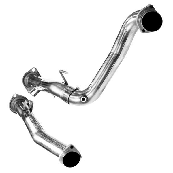 Kooks Headers 34003100 | Kooks Off-Road Connection Pipes Jeep SRT8 6.1L; 2006-2010