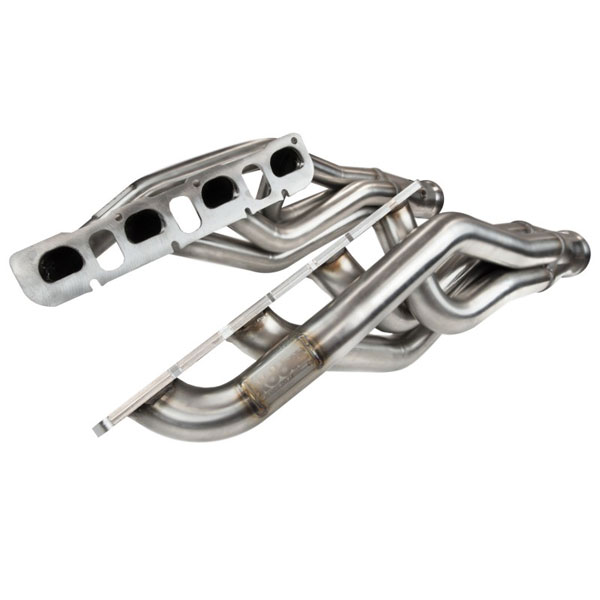"Kooks Headers 34102401 | Kooks Jeep Grand Cherokee Trackhawk Longtube Headers 1-7/8"" x 3""; 2018-2018"
