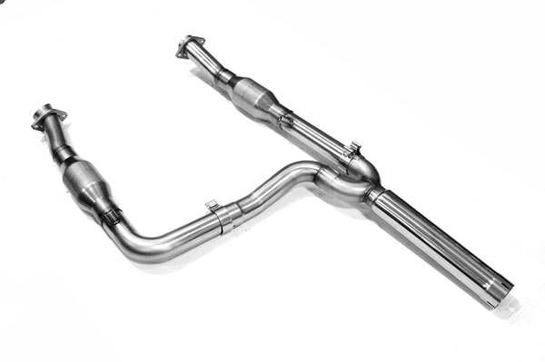Kooks Headers 35003200 | Kooks Catted Connection Pipes Dodge HEMI Pick-Up Truck; 1500; 2004-2008