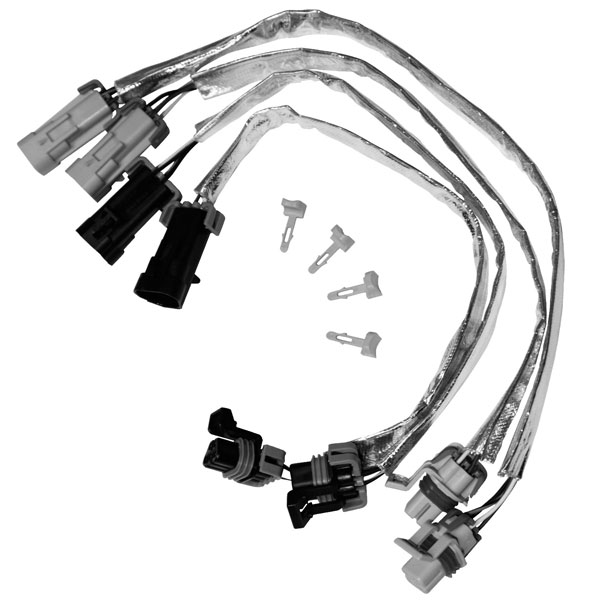 Kooks Headers EX682Z | O2 Sensor Extension Harness Chevrolet Corvette C6 Base; 2005-2013