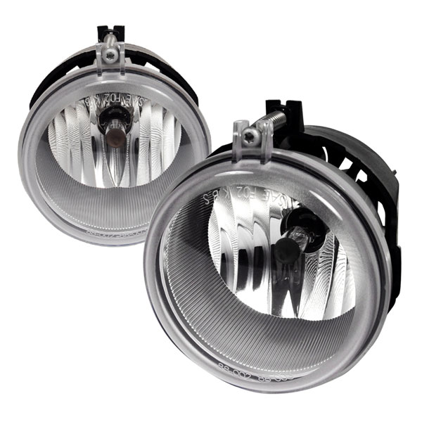 Spec-D Tuning LF-CHG05COEM-APC: Spec-D 05-09 Dodge Charger Oem Fog Light