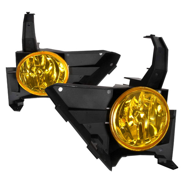 Spec-D Tuning LF-CRV05AM-WJ: Spec-D 05-06 Honda Cr-v Oem Fog Lights - Amber