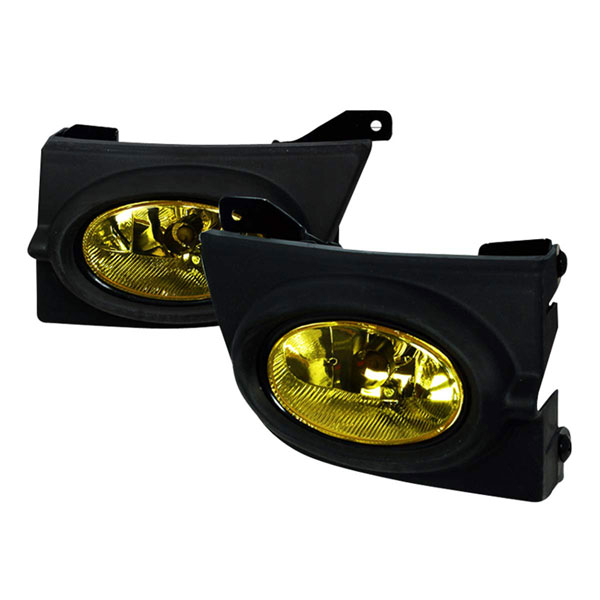 Spec-D Tuning LF-CV064AMOEM: Spec-D 06-up Honda Civic 4d Oem Fog Lights