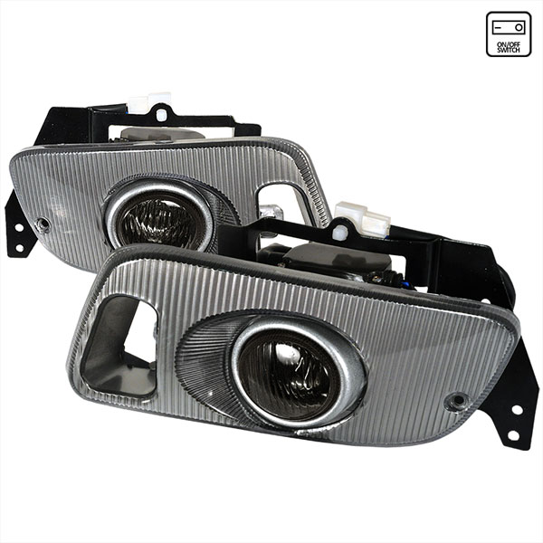 Spec-D Tuning LF-CV923GOEM: Spec-D 92-95 Honda Civic 2d Oem Fog Lights
