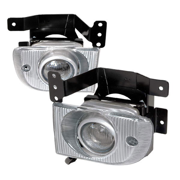 Spec-D Tuning LF-CV924OEM-DP: Spec-D 92-95 Honda Civic 4dr Oem Foglights