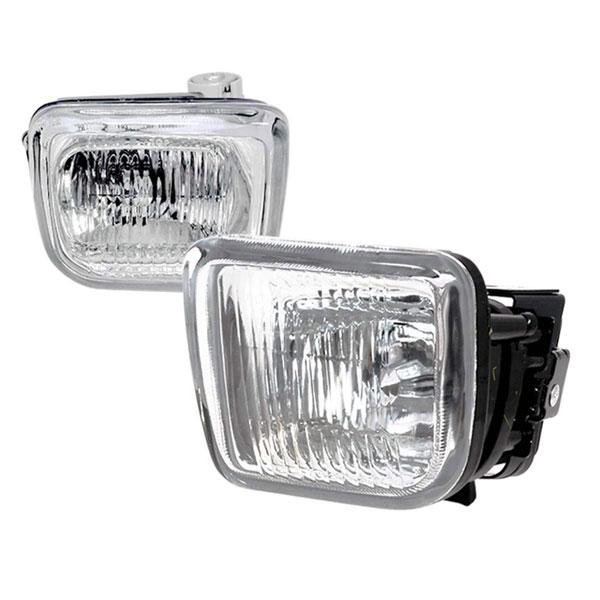 Spec-D Tuning LF-CV96COEM | Spec-D 96-98 Honda Civic Oem Clear Fog Lights