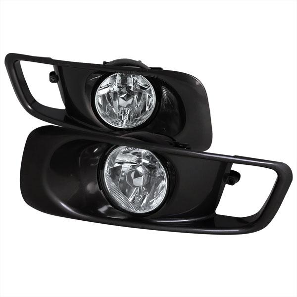 Spec-D Tuning LF-CV99OEM   Spec-D 99-00 Honda Civic Oem Style Fog Lights