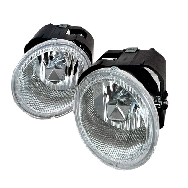 Spec-D Tuning LF-MAX00OEM |  Nissan Sentra Fog Lights Clear, 00-03