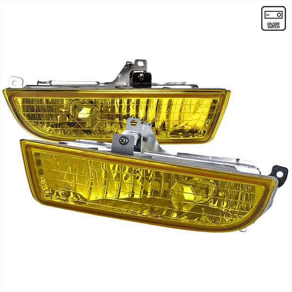 Spec-D Tuning LF-PL97AM-RS: Spec-D 97-01 Honda Prelude Fog Light
