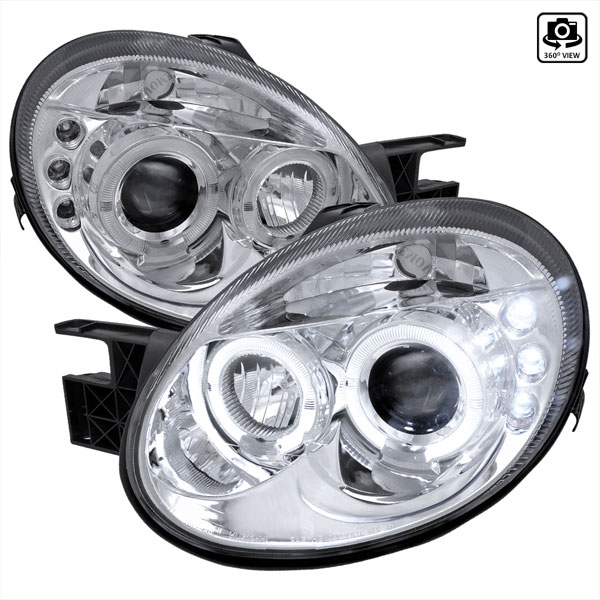 Spec-D Tuning (LHP-NEO03-TM) Spec-D 03-05 Dodge Neon Srt4 Led Projector