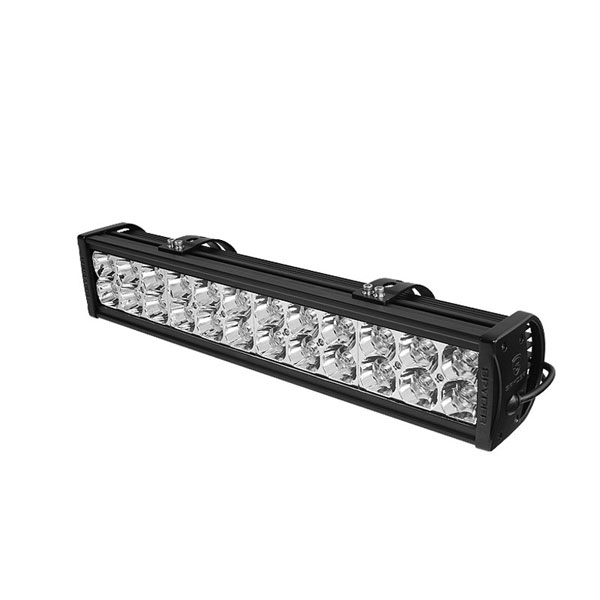 xTune LLB-SP-20SPOT-72W-C | xTune xTune 20 Inch 12pcs 3W LED 72W (SPOT) LED Bar - Chrome; 2000-2014