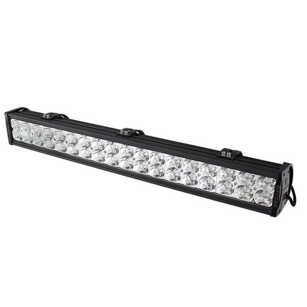xTune 9932144 | xTune xTune 30 Inch 36pcs 3W LED 108W (SPOT) LED Bar - Chrome; 2000-2014